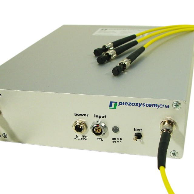 Optical Fiber Switches
